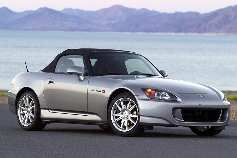 how much does a honda s2000 owners manual cost