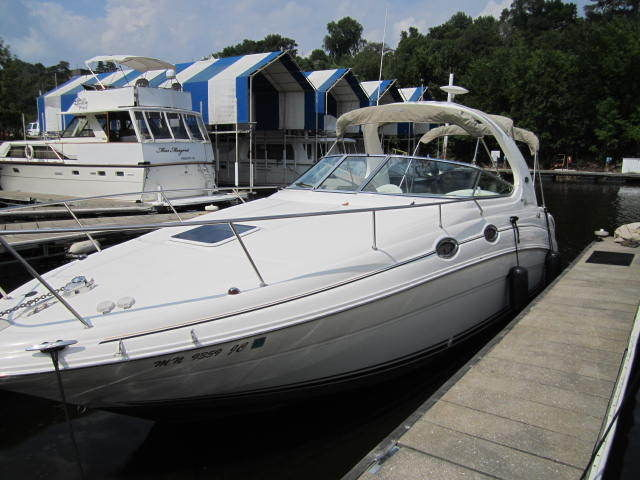 2001 sea ray 280 sundancer parts manual