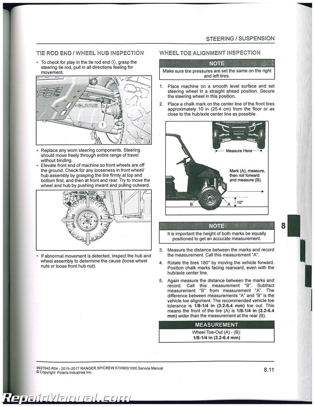 2015 polaris ranger 900 xp parts manual
