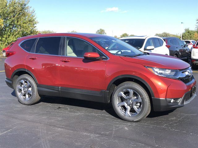 2018 honda cr v ex l manual