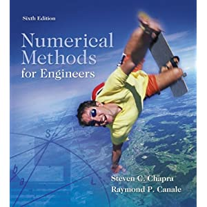 numerical methods for engineers sixth edition solution manual pdf