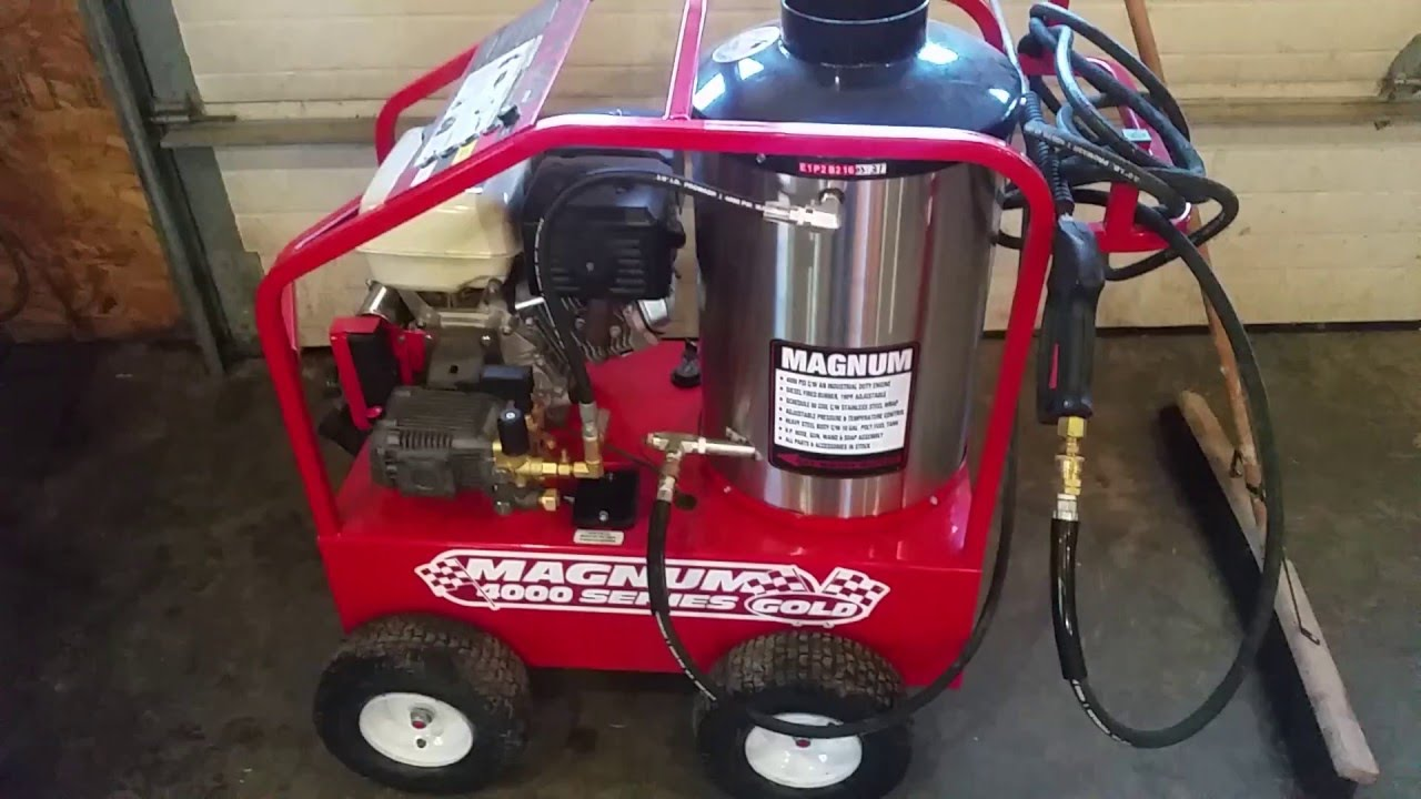 easy kleen magnum gold 4000 parts manual