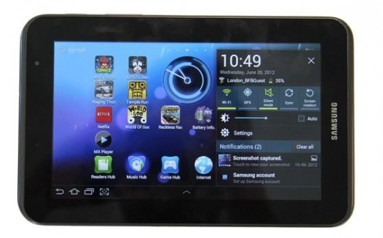 samsung galaxy tab 2 7.0 gt p3110 user manual pdf